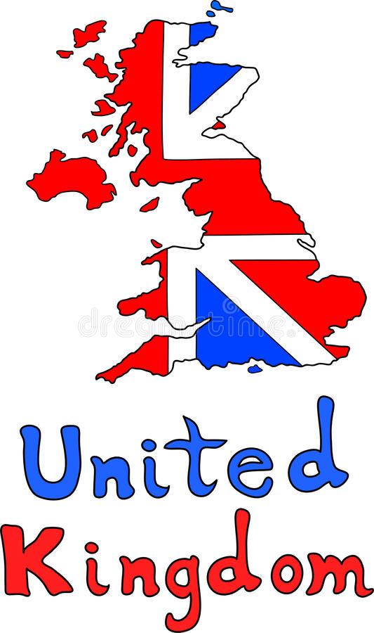 United Kingdom Flag Island Pr