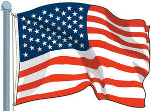 United States Clip Art. flag clipart