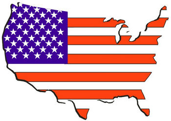 United States Clip Art Map Clipart Panda Free Clipart Images