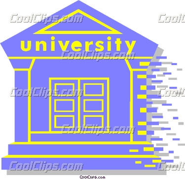 ... University Clip Art ...