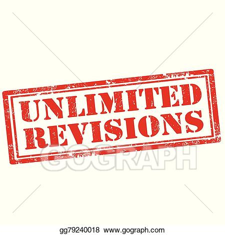 Unlimited Revisions