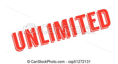 Unlimited rubber stamp - csp51272131