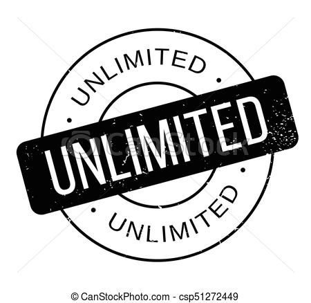 Unlimited rubber stamp - csp51272449