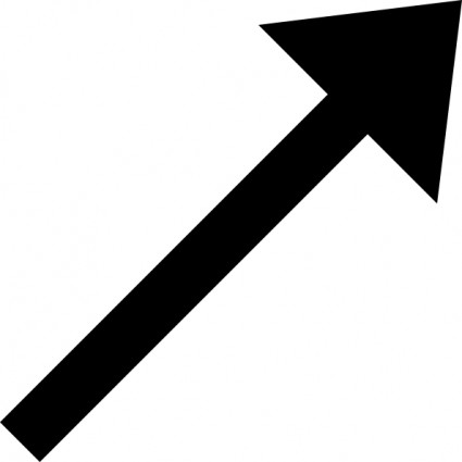 Up and down double arrow clip art Free vector for free download