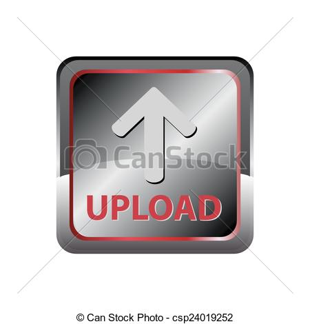 Upload button - csp24019252-Upload button - csp24019252-7