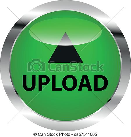 Upload Button - csp7511085