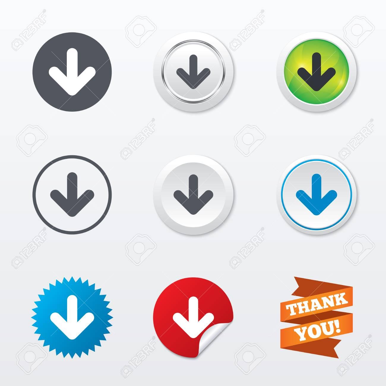 Upload Button. Load Symbol. Circle Conce-Upload button. Load symbol. Circle concept buttons. Metal edging.-14