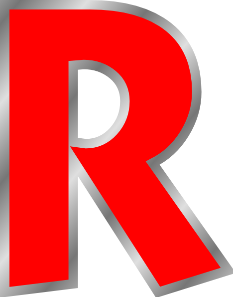 Uppercase R Clip Art At Clker Com Vector-Uppercase R Clip Art At Clker Com Vector Clip Art Online Royalty-12