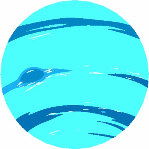 Uranus Planet Clip Art-Uranus Planet Clip Art-9