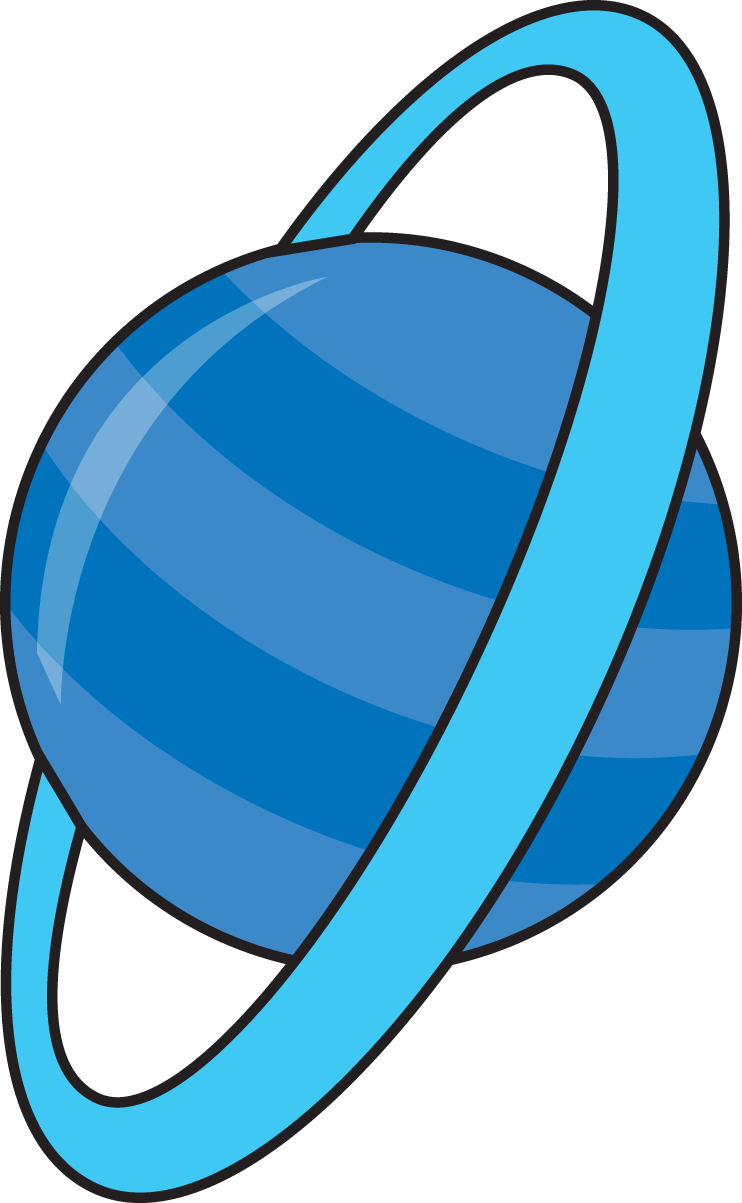 Uranus Planet Clip Art-Uranus Planet Clip Art-19