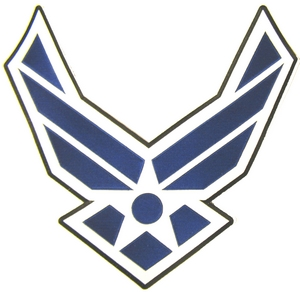 ... Us Air Force Logo Clip Art - ClipArt Best ...