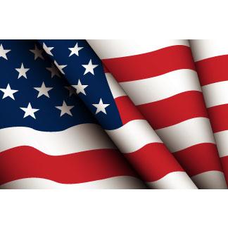Us flag american flag us vector clipart kid 2