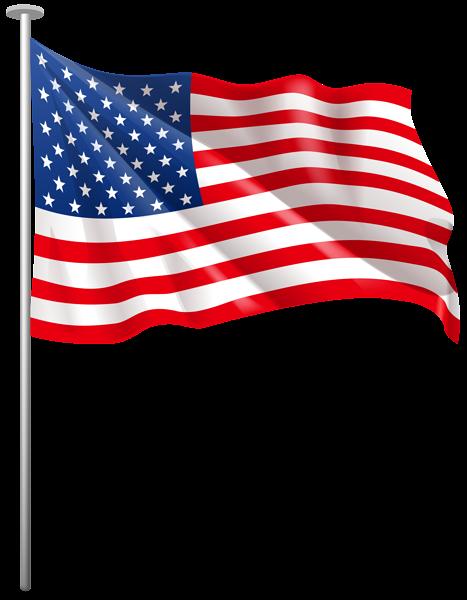 Us flag american flag usa cli - Waving American Flag Clip Art
