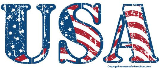 United States Of America Clip