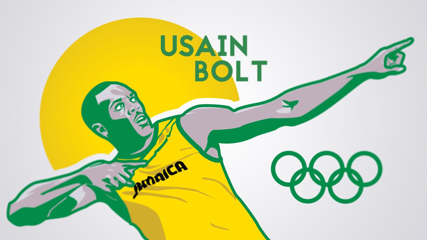 Usain Bolt Clipart-Clipartlook.com-1400