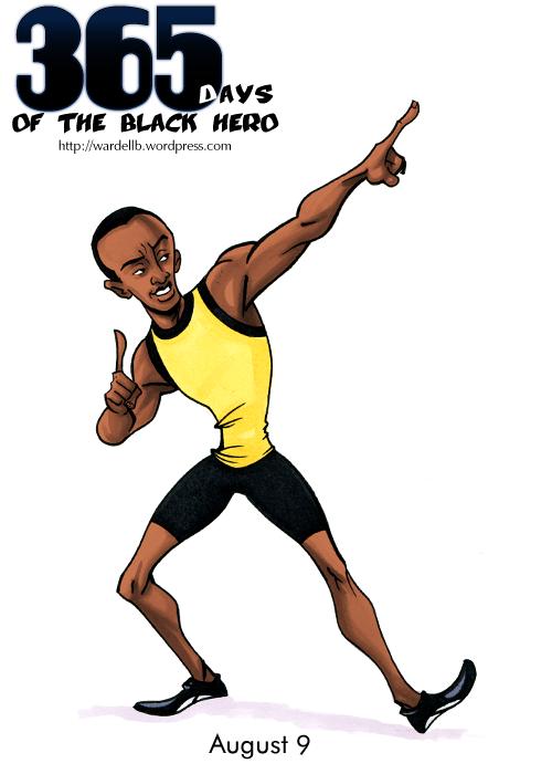 Usain Bolt ClipartLook.com