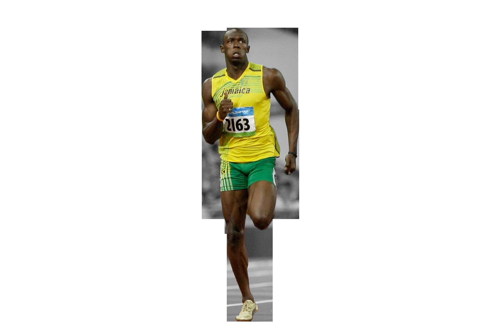 Usain Bolt PNG HD