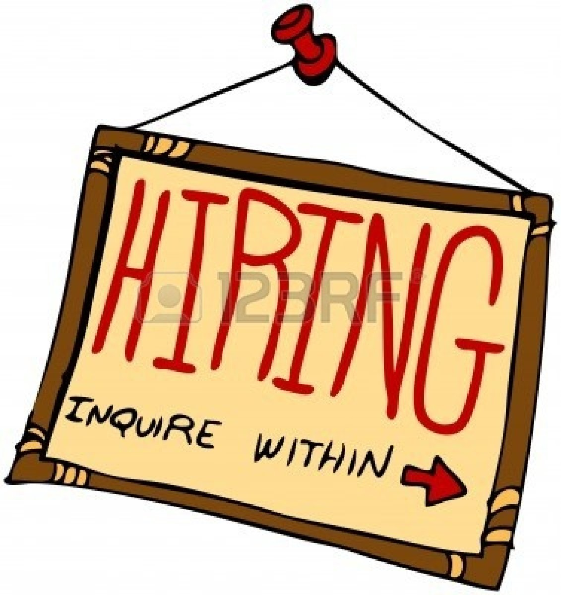 Looking for a Job Clip Art