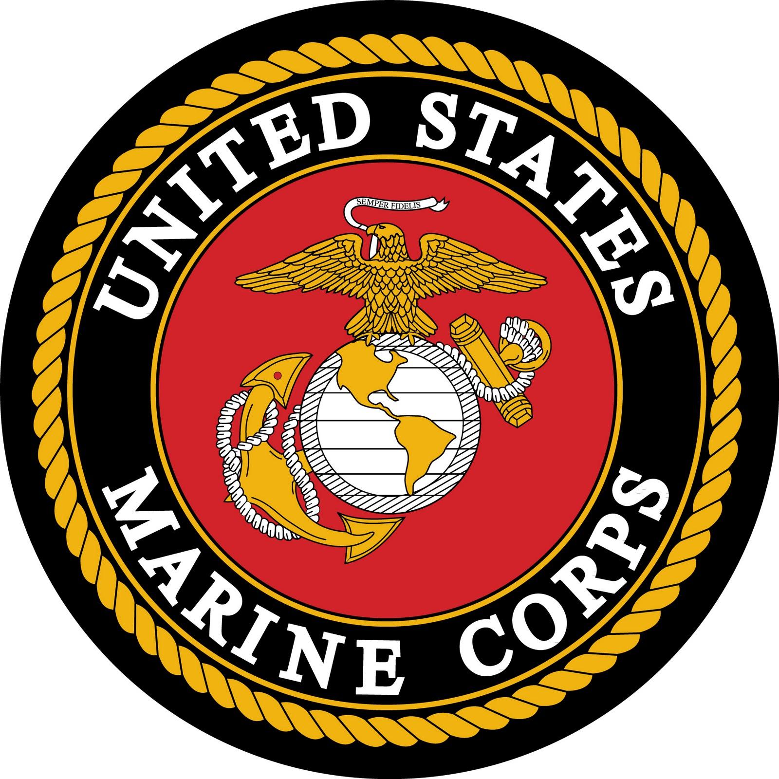 Usmc Logo - Marine Corps Emblem Clip Art