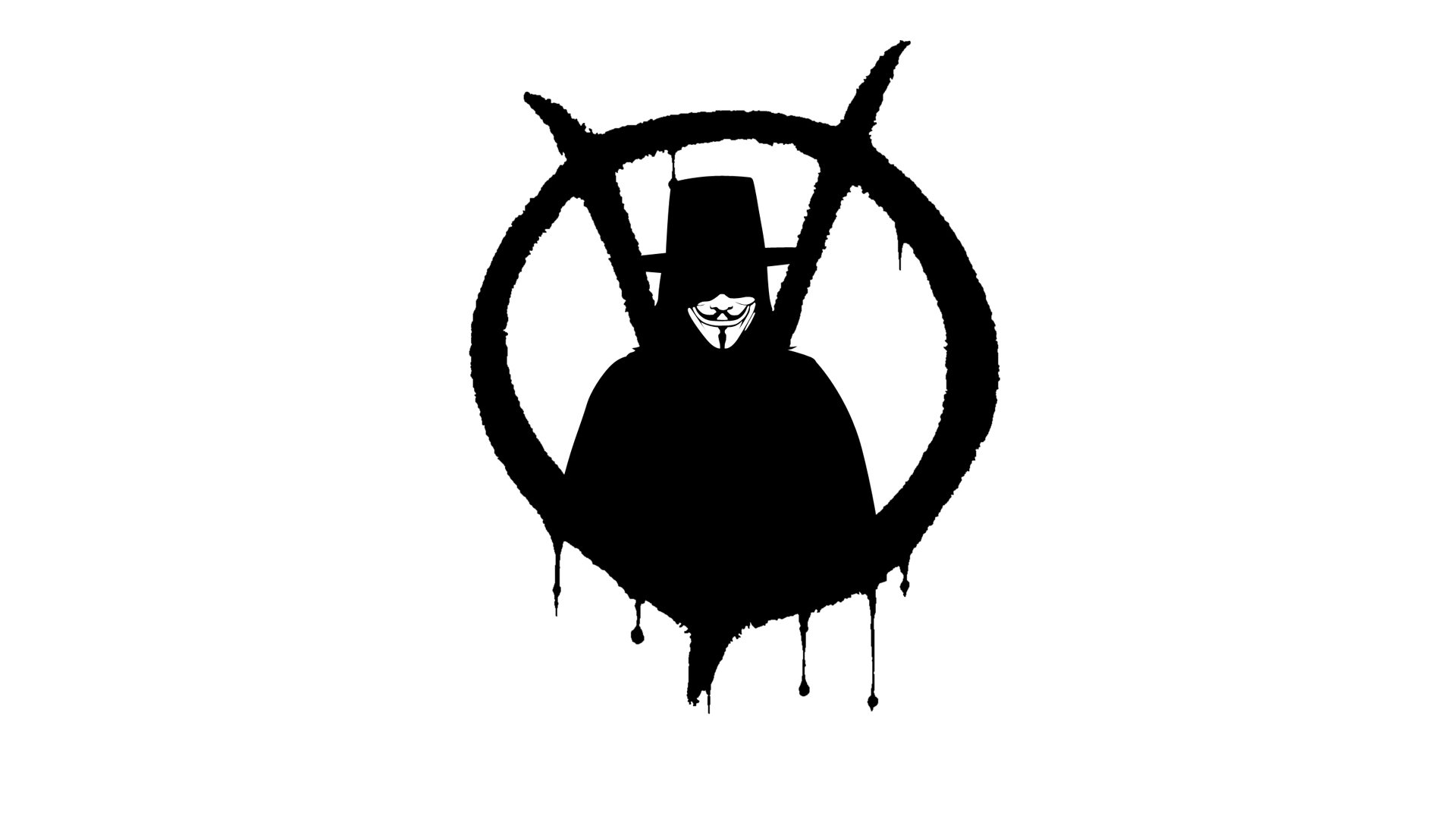 Film - V For Vendetta Duvarkağıdı