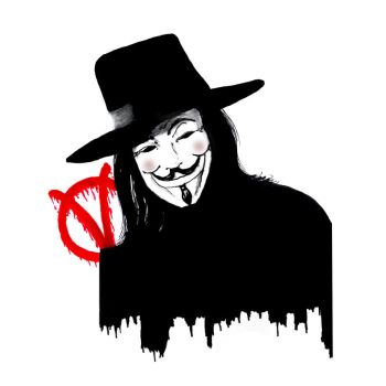 V for Vendetta favourites by Agent
