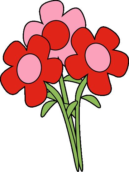 Valentineu0026#39;s Day Flowe - Clip Art Valentine