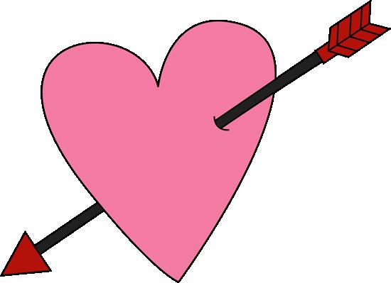 Valentineu0026#39;s Day Heart and Arrow-Valentineu0026#39;s Day Heart and Arrow-15