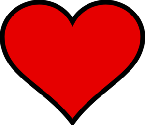 Valentine Heart Clip Art At Clker Com Ve-Valentine Heart Clip Art At Clker Com Vector Clip Art Online-12