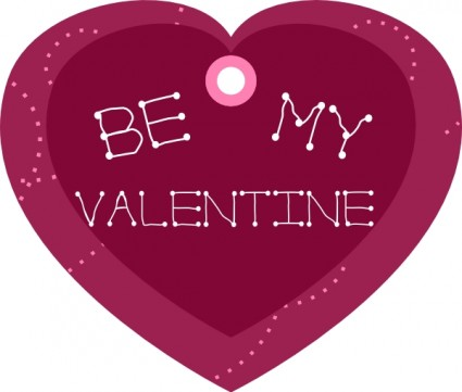 Valentine heart clip art vector Free vec-Valentine heart clip art vector Free vector for free download-8