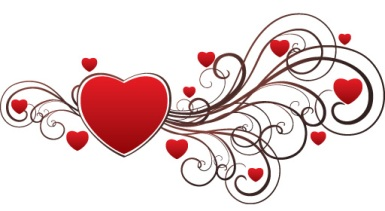 64 Valentine Heart Images Clip Art Clipartlook