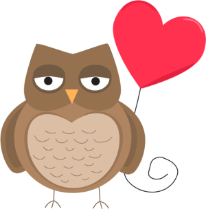 Valentine Owl-Valentine Owl-5