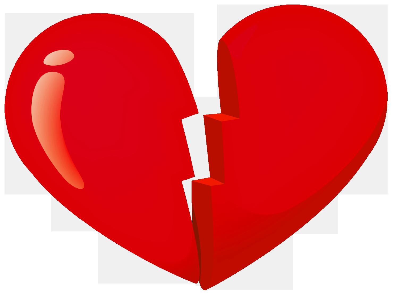 Valentine Red Broken Heart PNG Clipart-Valentine Red Broken Heart PNG Clipart-14