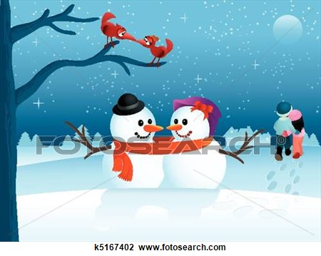Winter Scenes Clipart & Look At Clip Art Images - ClipartLook