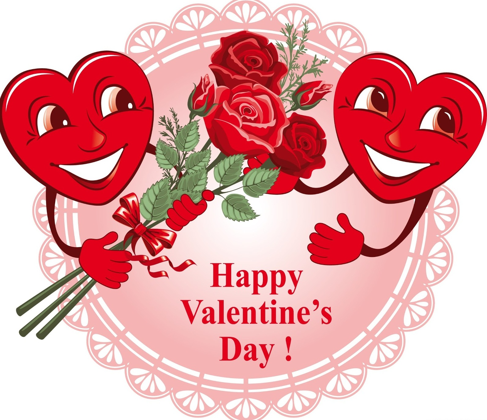 Free Valentines Day Clipart Look At Clip Art Images Clipartlook