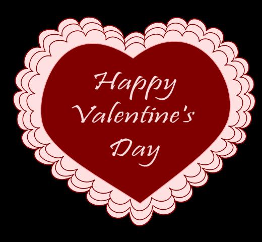 Valentines Day .-Valentines day .-18