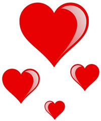 Valentines Day Valentine Day 1 Clip Art -Valentines day valentine day 1 clip art program support materials teachers-17