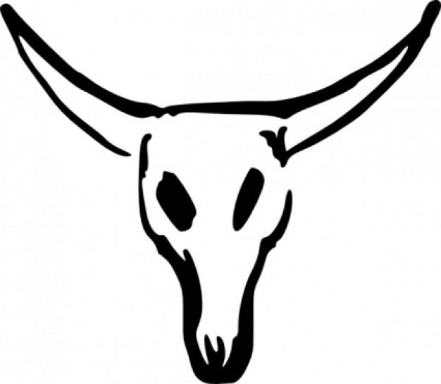 Valessiobrito Cow Skull clip .-Valessiobrito Cow Skull clip .-3