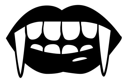 Vampire Fangs-Vampire Fangs-16