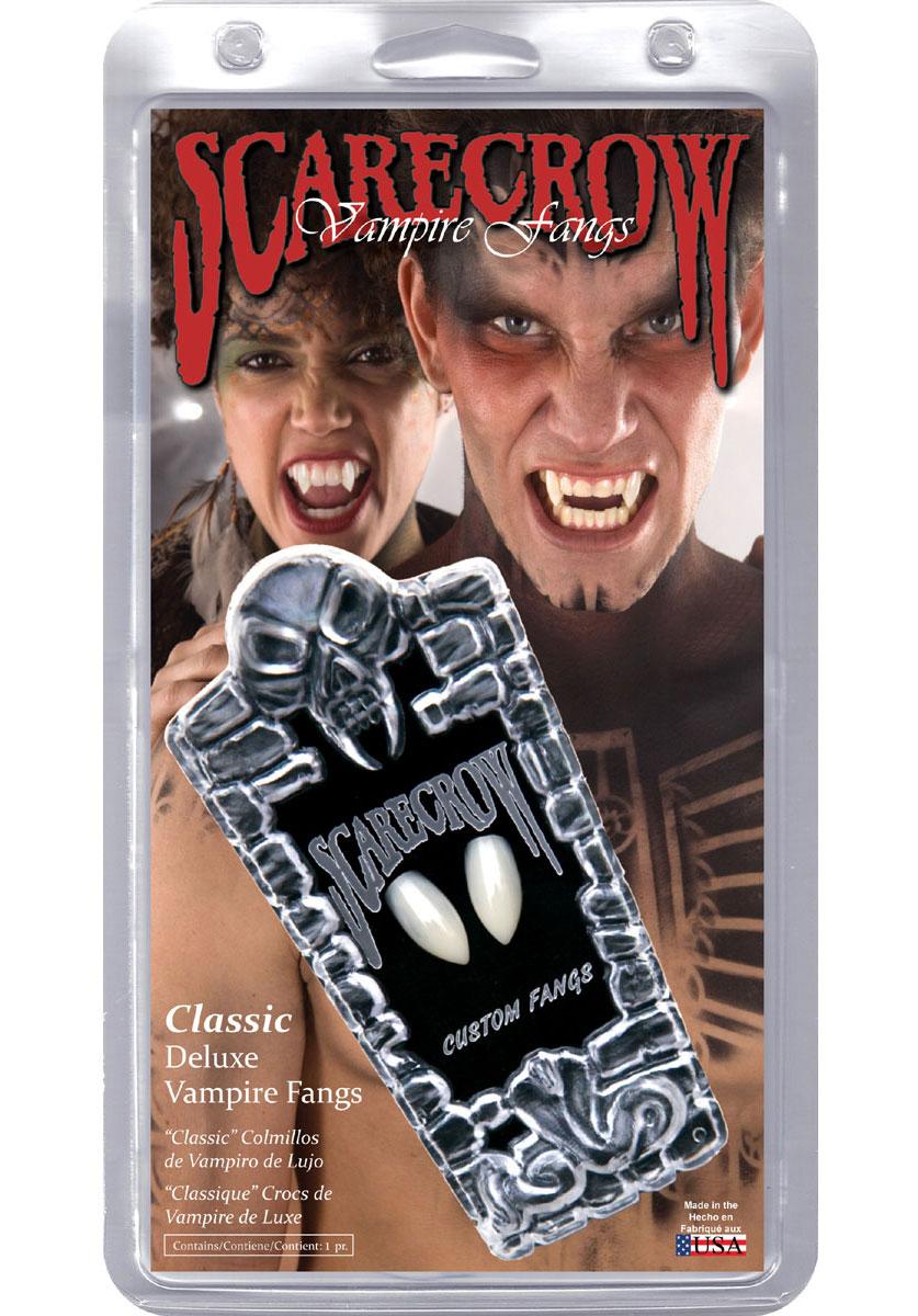Vampire Fangs Deluxe - ScarecrowCostume -Vampire Fangs Deluxe - ScarecrowCostume Accessories-18