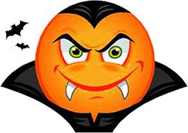 vampire smiley with big teeth-vampire smiley with big teeth-11