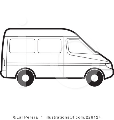 Van Clip Art-Van Clip Art-12