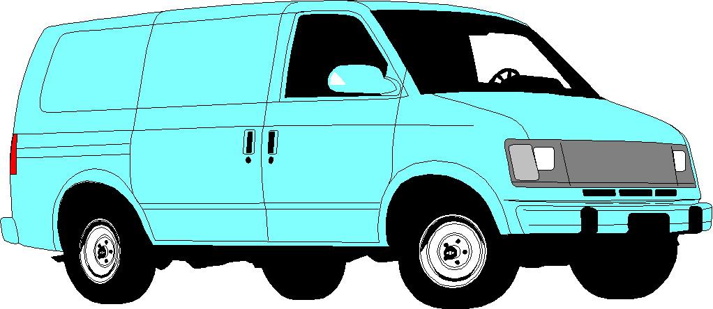 Van Clip Art-Van Clip Art-8