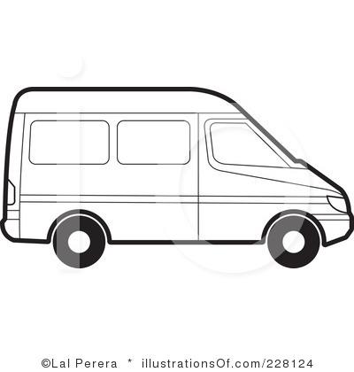 Cartoon Van Clipart
