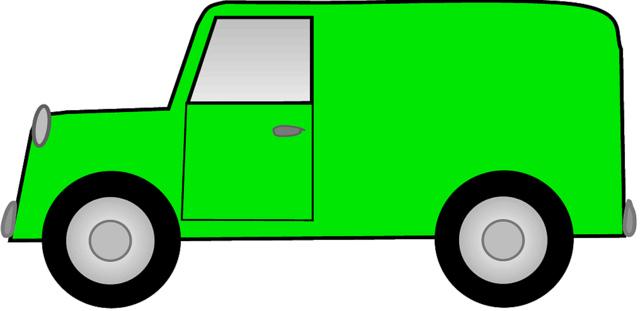 Van Clip Art-Van Clip Art-13