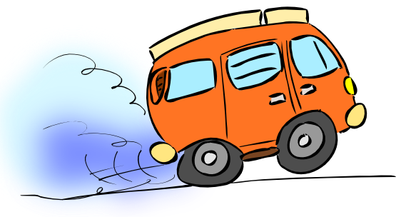Van Comic Clipart-Van Comic Clipart-17