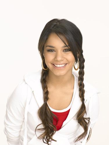 Vanessa Hudgens High School M