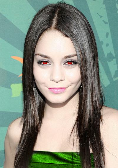 Vanessa Hudgens As A Vampire