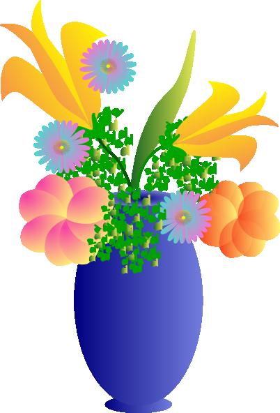 Vase Of Flowers Clip Art At Clker Com Ve-Vase Of Flowers Clip Art At Clker Com Vector Clip Art Online-2