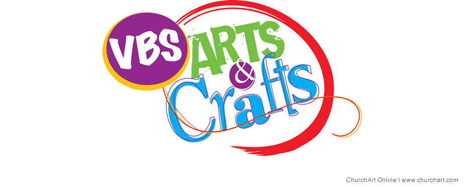 VBS arts u0026amp; crafts clipart