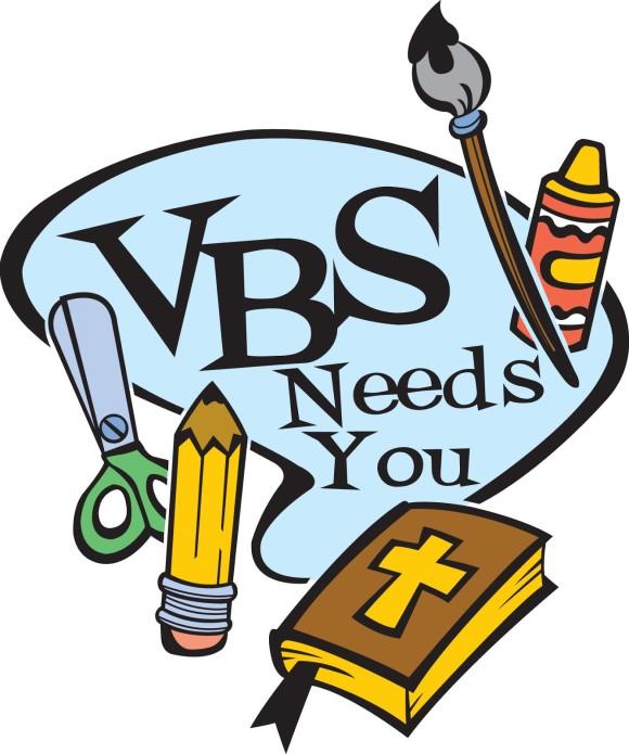 Vbs volunteer clip art image